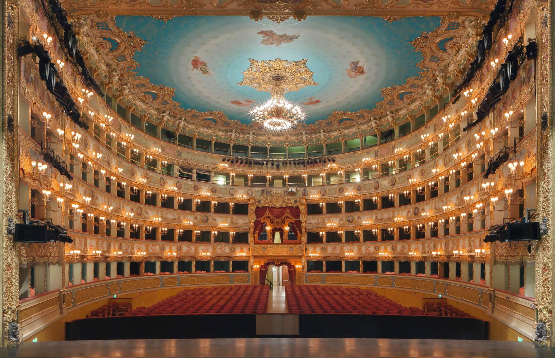 Visita La Fenice - Teatro La Fenice